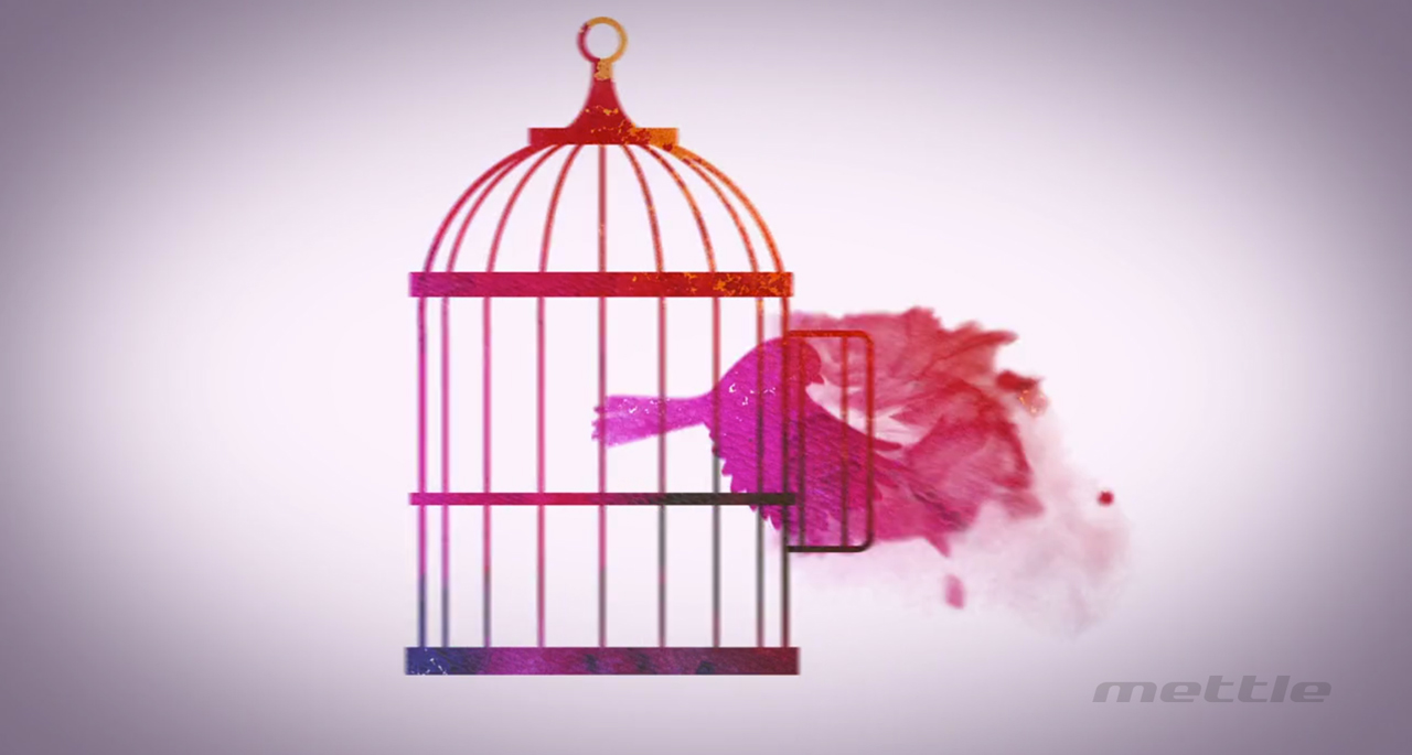 Canary Bird Cage for Tedx | Mettle