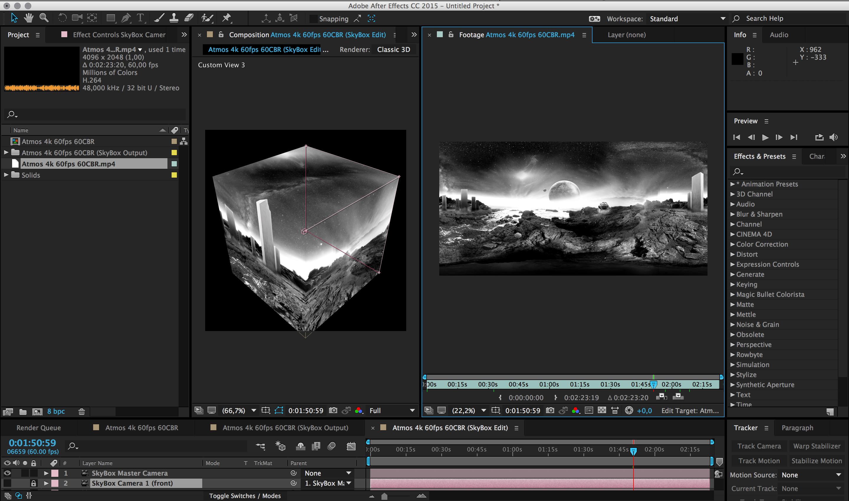 Atmos | VR Short Film | Mettle