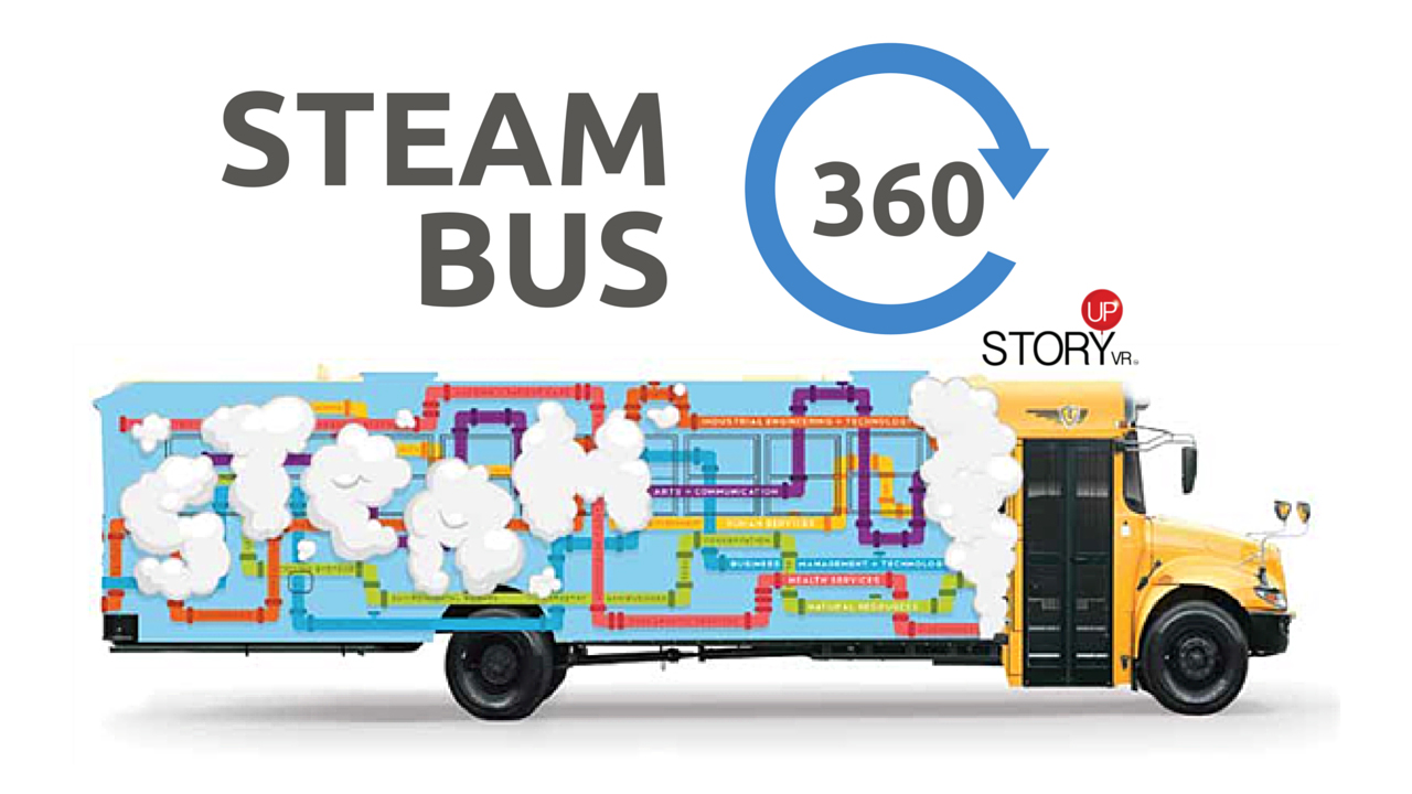 Steam Bus 360 Sarah Hill