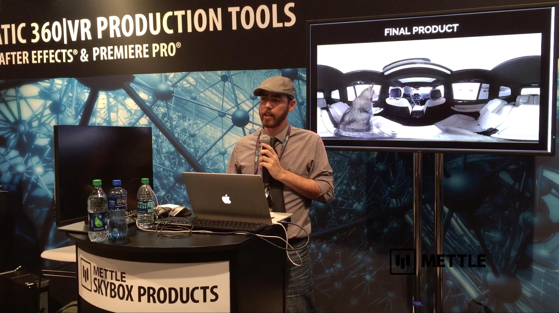 Steven Frisbey Loki 360Experience Workflow
