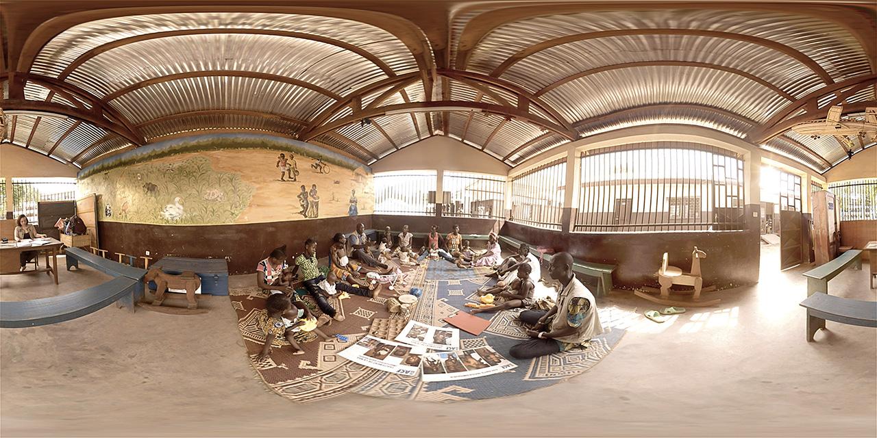 Bangui l'Oubliée Mettle SkyBox Studio 2