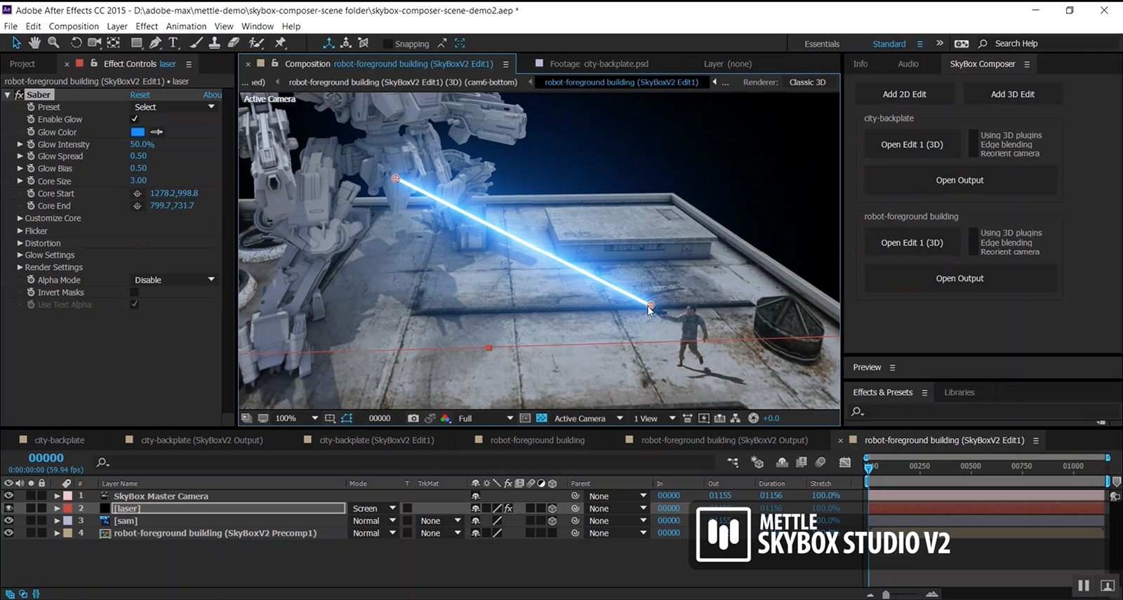 Tutorial: Create Hollywood-Style FX in 360 VR Production