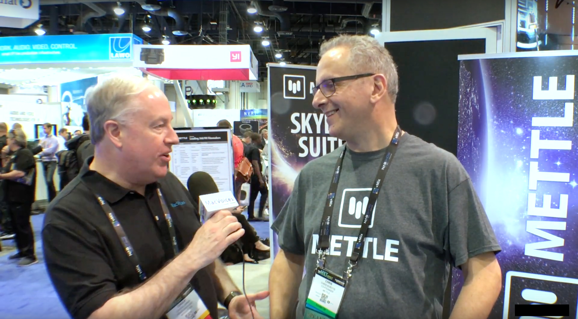 Chuck-Joiner-interviews-Chris-Bobotis-at-NAB