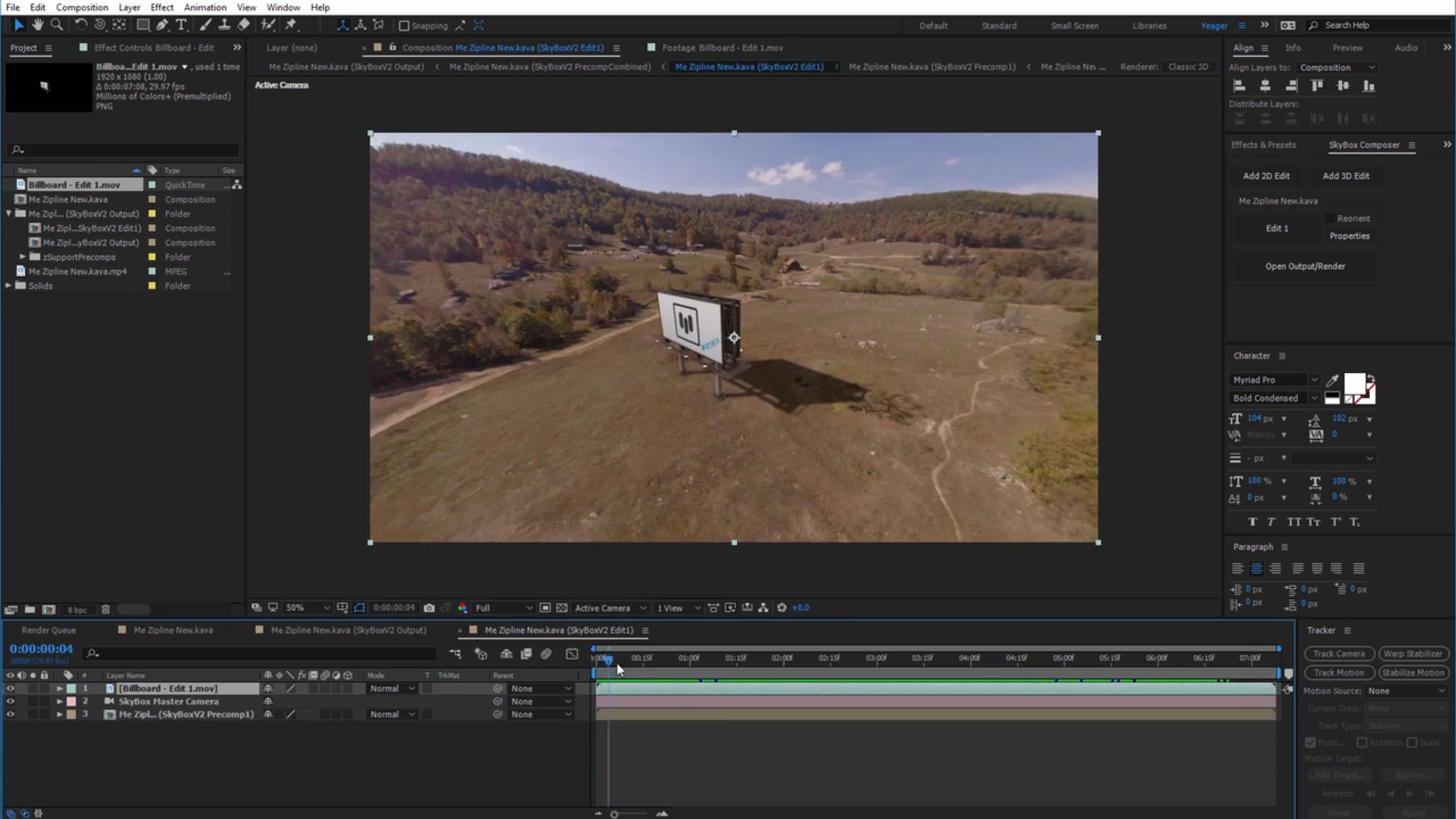After Effects | Mettle