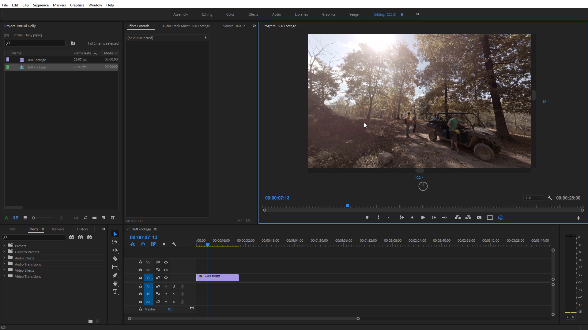 How to zoom in on premiere pro 2019