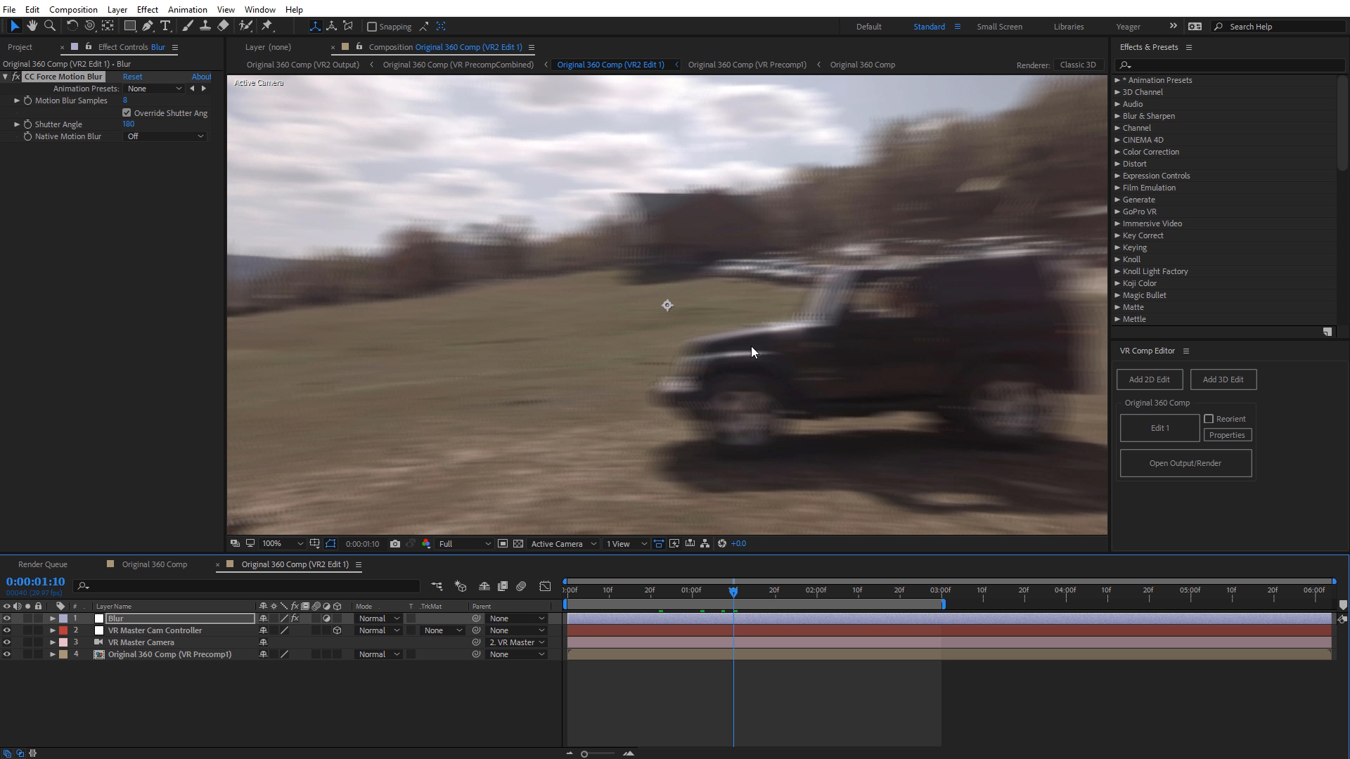 How to Create a Stylized Overcapture Video   After Effects CC 2018
