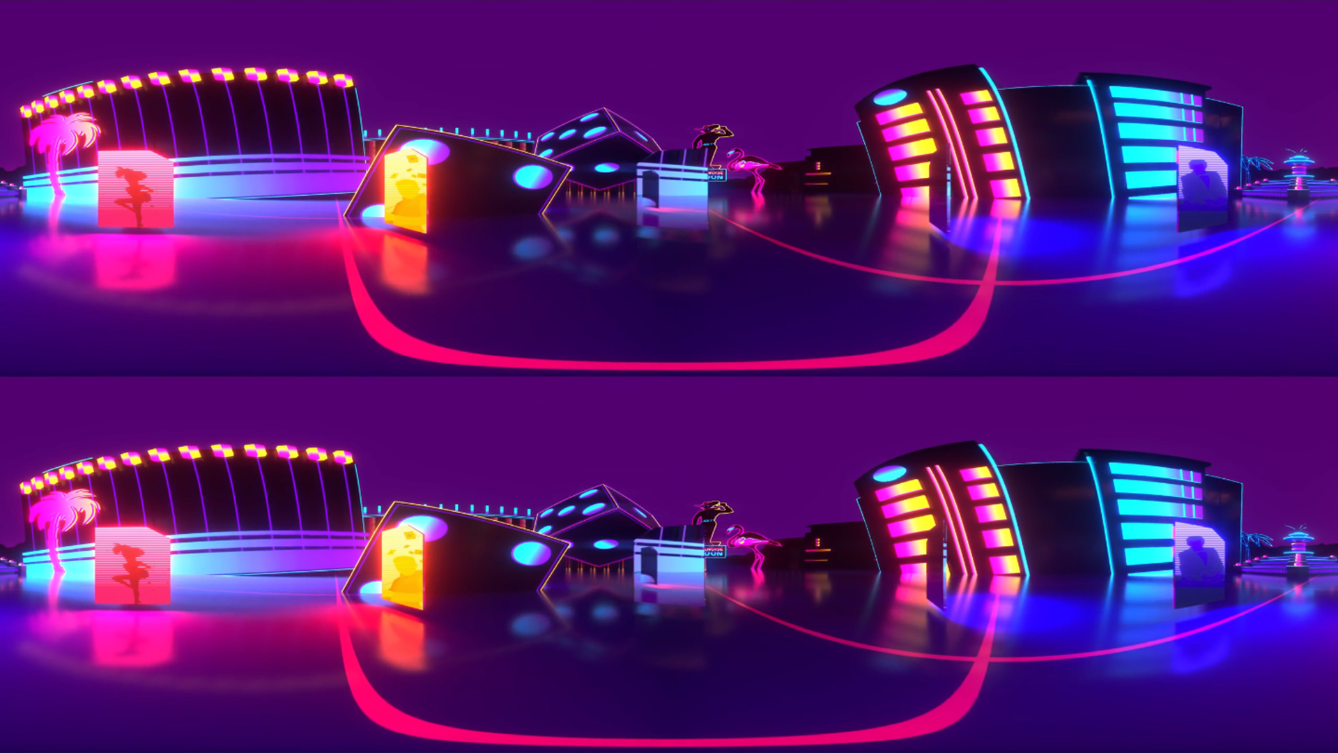 VEGAS RISING the Signalnoise stereo