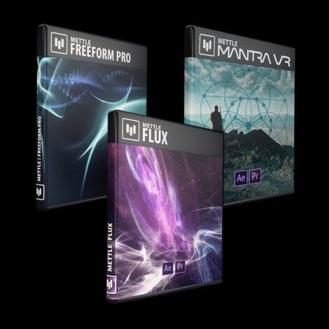 Mettle Super Suite FLUX Mantra FreeForm Pro
