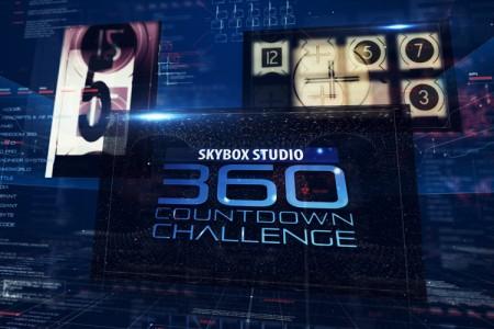 SkyBox Studio 360 CountDown Challenge