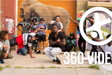 Teach One: 360 Video Dance Series | FlexN