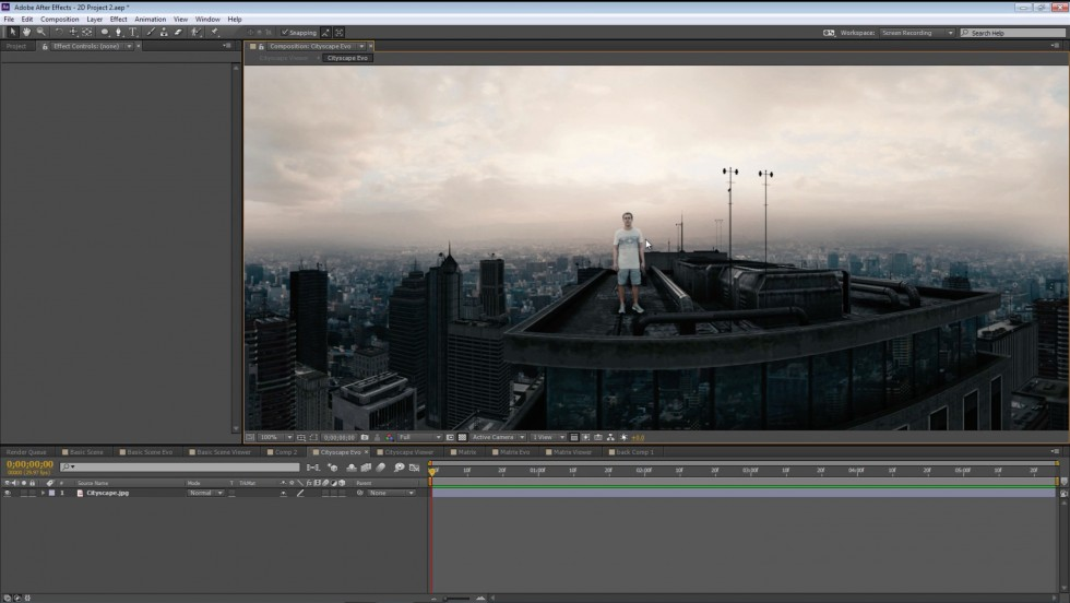 how to make a video after effects