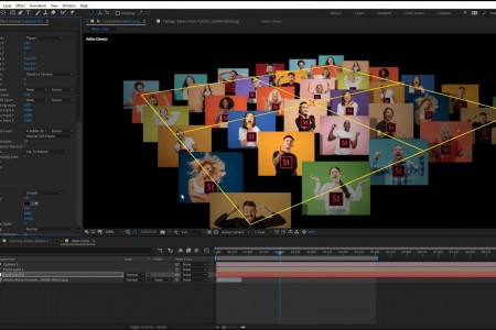 Tutorial: 3D Portrait Animation | After Effects | FreeForm Pro