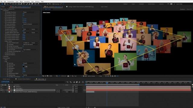 Tutorial: 3D Portrait Animation   After Effects   FreeForm Pro