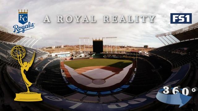 A Royal Reality 360   Fox Sports + PAVR