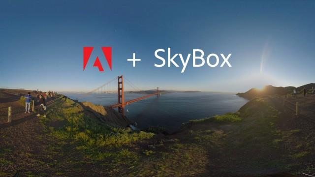 Adobe and Mettle VR: 360 degrees better