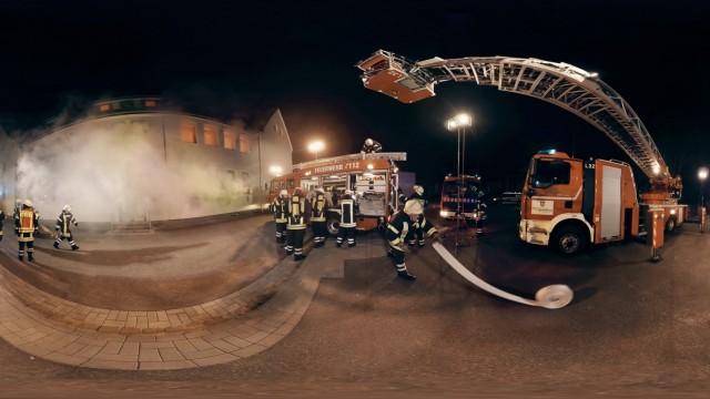 Ja zur Feuerwehr | VR