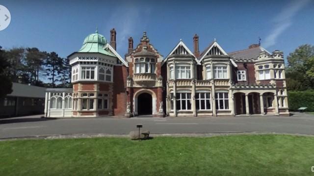 Bletchley Park 360 tour: C NET