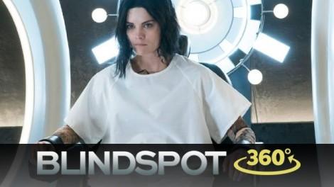 Blindspot - Season 2 Premiere: The 360 Experience