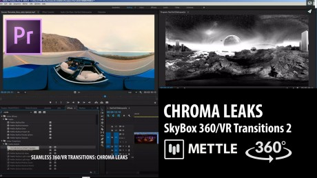 SkyBox 360/VR Transitions 2 | CHROMA LEAKS
