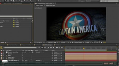 Captain America: Part 2