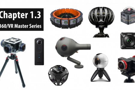 Chapter 1.3: Current 360 Camera Solutions | 360/VR Master Series