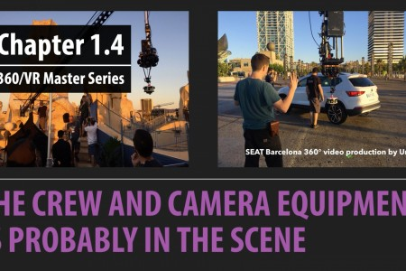 Chapter 1.4: Production and Post Considerations | 360/VR Master Series