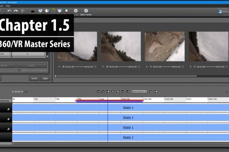 """Chapter 1.5: The importance and meaning of """"Stitching"""" 