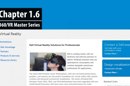 Chapter 1.6: Using an Optimized Workstation | 360/VR Master Series