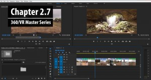 Chapter 2.7: 360° Trimming Basics in Premiere Pro - Part 1