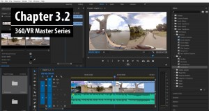 Chapter 3.2: The Limitations of Premiere Pro Transitions for 360/VR
