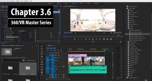 Chapter 3.6: Working with 360 Post FX in SkyBox 360/VR Tools in Premiere Pro