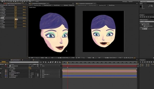 Part 3: Character Animation in After Effects. By Dave Legion.