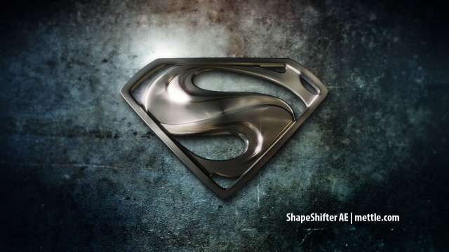 Superman Gallery: Free Files Using ShapeShifter AE