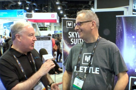 MacVoices Interview at NAB: Mettle Partners With Facebook To Deliver Better 360-Degree Video