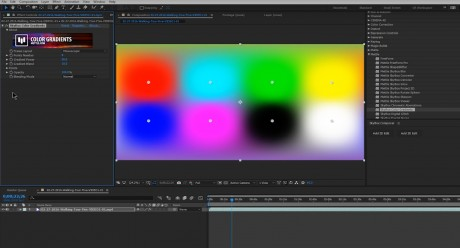 POST FX 2: Color Gradients by Al Caudullo