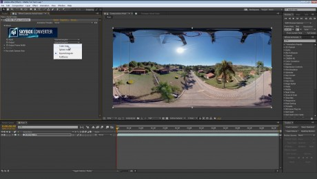 How To Stabilize Drone Footage in After Effects | SkyBox Studio