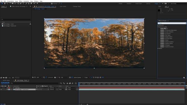 SkyBox Effects in Adobe CC 2018   Overview by Charles Yeager