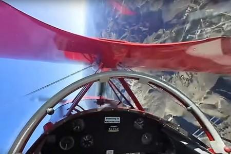 Aerobatic Pilot Captures His Thrills in 360 Video   Spencer Suderman