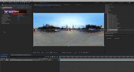 POST FX 2: Digital Glitch -  by Al Caudullo
