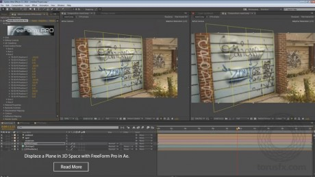 Dent A Garage Door VFX