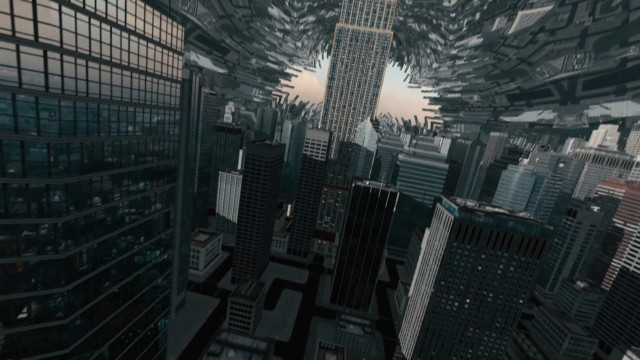 Create 360° Dr. Strange Cityscape   After Effects + Mantra VR