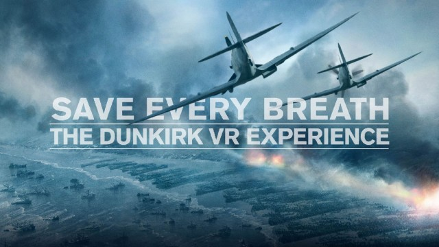 """BTS """"Dunkirk VR Experience"""" with Matthew Lewis   Practical Magic"""