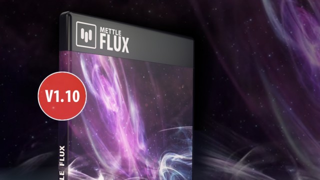 FLUX V1.10 Now Available!