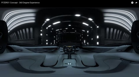 Faraday Future 360 Video | SkyBox Studio