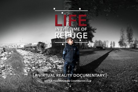 Life in the Time of Refuge | VR Documentary | The UN Refugee Agency (UNHCR)