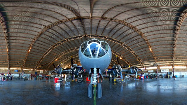 Fly a WWII B-29 Bomber in 360° | USA Today