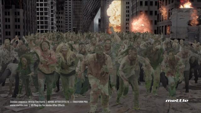 Zombie Sequence breakdown | FreeForm Pro