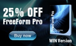 Buy FreeForm Pro WIN