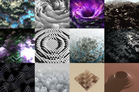 Free Loops by Dominic Pons | After Effects + FreeForm Pro