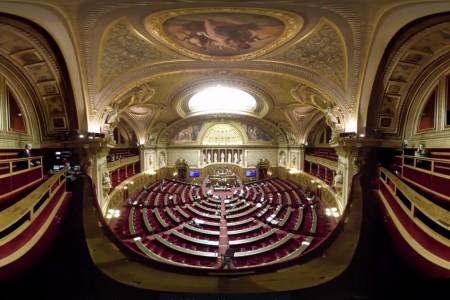 360° French Senate   TARGO